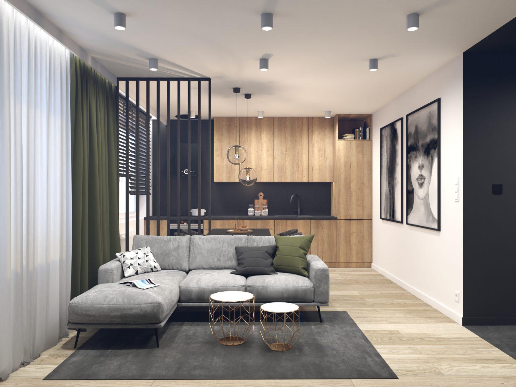 Mieszkanie w Katowicach | VII | Nowe Tysiąclecie
