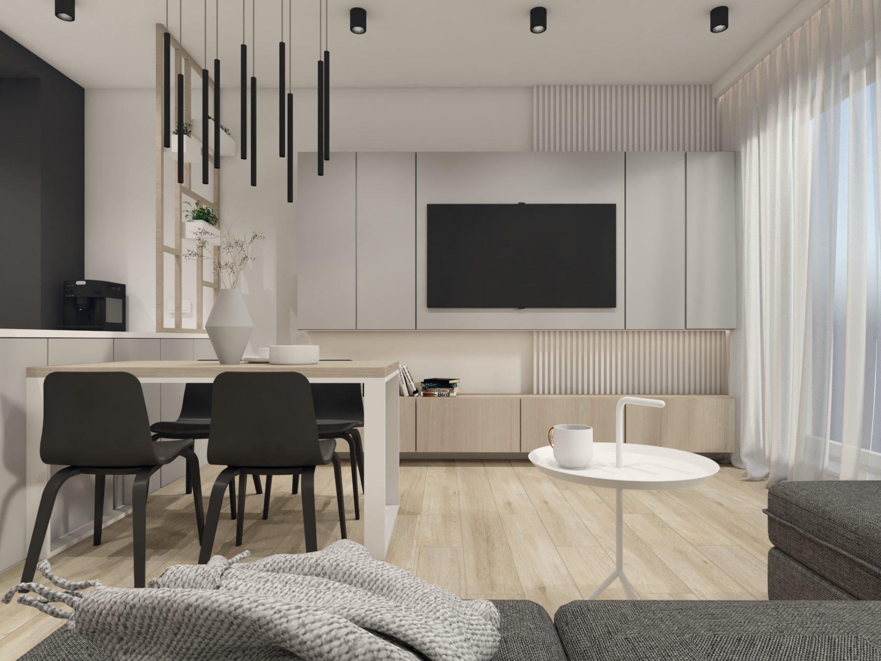 Mieszkanie w Katowicach | IX | Osiedle Franciszkańskie